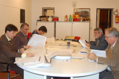 Jury, Corciano International Composition Competition (Italy, 2011)