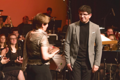 Premiere of 'Chocolat', with the Woodland Concert Band Torhout (Belgium 2018)