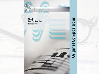 Flash, suite for wind band