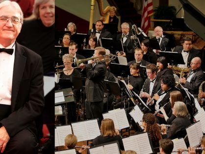 The Heart of Texas Concert Band premieres 'Menu' in U.S.A.