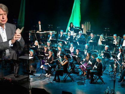 The Nanset Wind Ensemble premieres 'Menu' in Norway