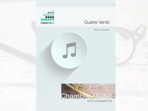 Quatre Vents (clarinet quartet)