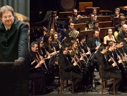 The Rovereto Wind Orchestra premieres 'Menu' in Italy