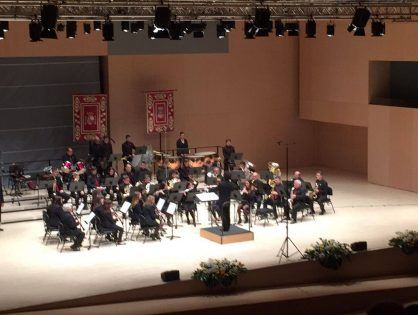 The Agrupació Músico-Cultural Virgen de Loreto de Bejís wins the Provincial Band Contest of Castellón with Flash