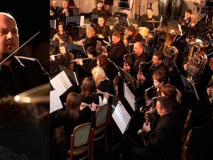 The Wind Orchestra Petrinja premieres 'Menu' in Croatia