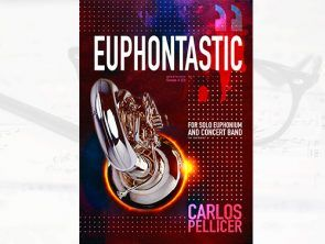 Euphontastic, euphonium solo and concert band